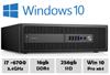 HP 800 G2 i7 6700 @ 3.40GHz 16gb 256gb SSD Win10