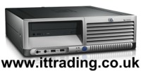 HP DC7700 Core 2 DUO E6400 @ 2.13GHz 2gb 80gb