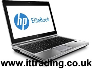 HP EliteBook 2570p Intel i7@2.9GHz 10GB 80GB SSD